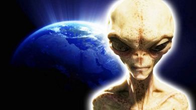 Photo of Ex-major of the US Air Force said that an alien was shot at an American military base