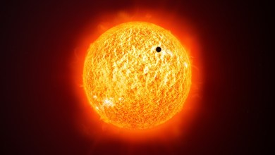 Photo of Astronomers are baffled by a very hot planet the size of Neptune