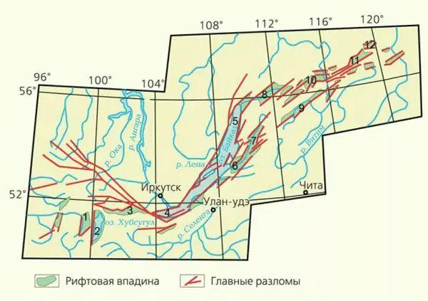 Baikal earthquake Whats behind this
