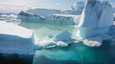 Photo of Calculated: how the melting of Greenland and Antarctica will affect sea level
