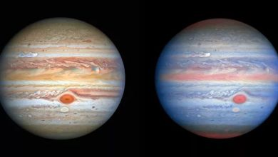 Photo of New images of Jupiter
