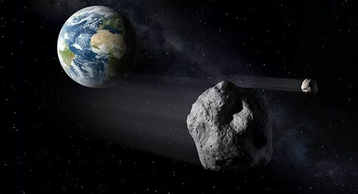 An asteroid with a diameter of 83 meters will cross the Earths orbit