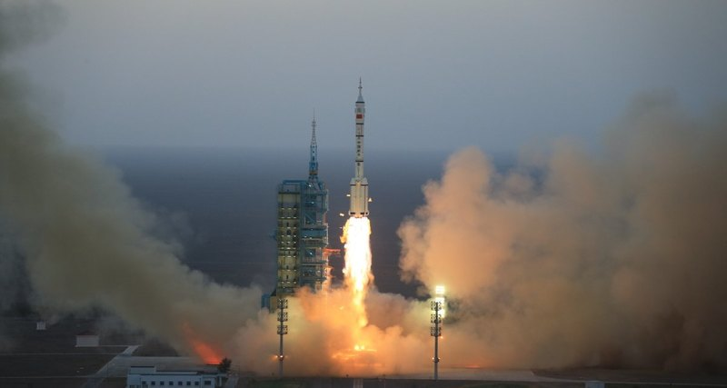 China tests its first reusable spacecraft