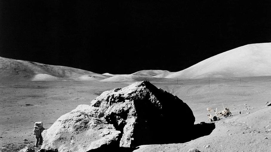 NASA on Monday to talk about exciting discovery on the Moon