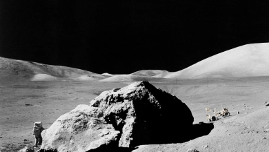 """Photo of NASA to talk about """"exciting discovery"""" on the Moon"""