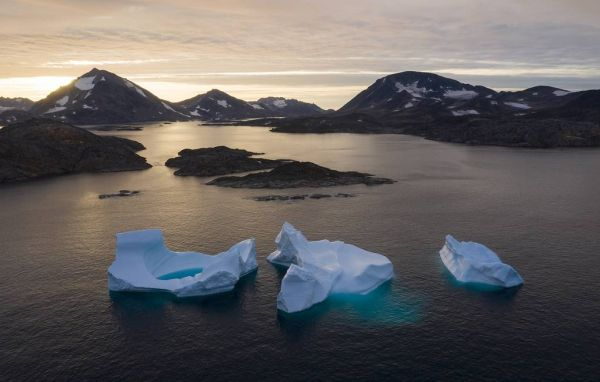 The speed of ice melting in Greenland has broken the record of the last 12 thousand years