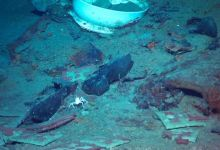 There may still be human remains inside the Titanic 2