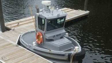 Photo of US Navy adopts tiny tug