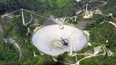 Photo of The legendary Arecibo Observatory will be demolished