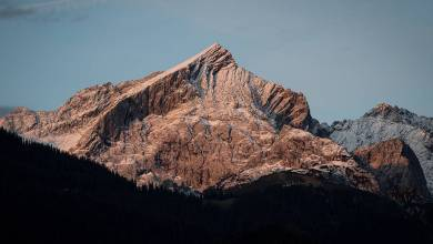 Central Alps caught in accelerated growth