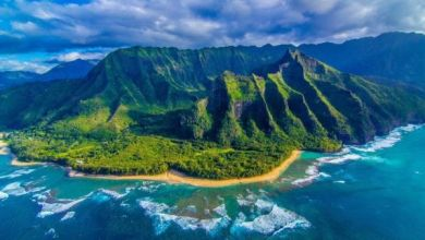Huge reserves of fresh water found under Hawaii