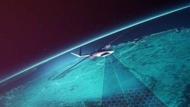 In Europe 5G towers will be raised on drones into the stratosphere