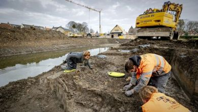 Mysterious burial found in the Netherlands