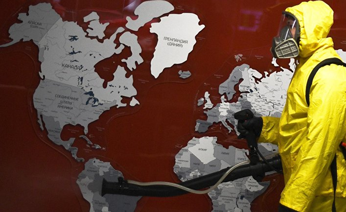Pandemic winners and losers