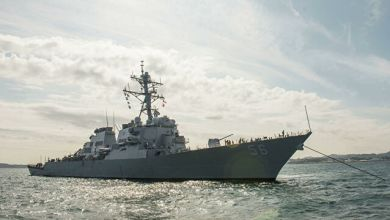 Russia reacted to border violation by US destroyer