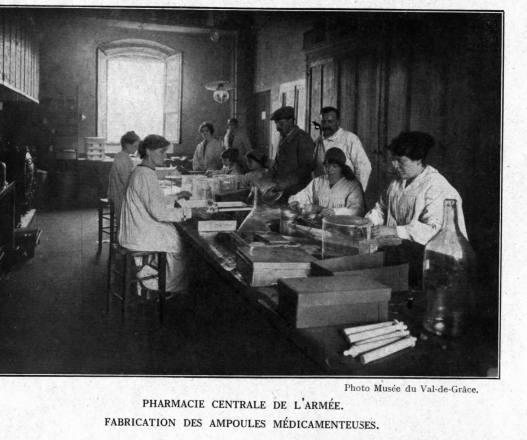 guerre pharmacie médicament