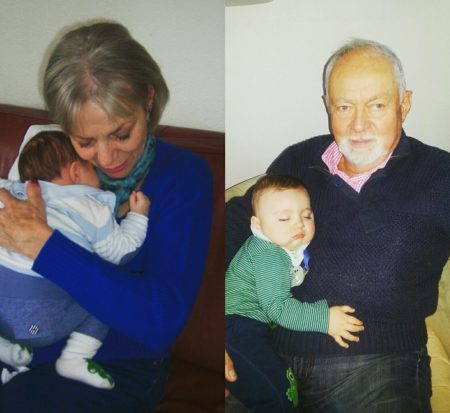 Dixon har altid sovet godt på både mormor og morfar