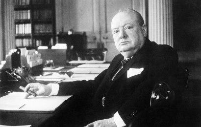 Winston Churchill Sitater – Stor Samling Av Sitater Av Winston Churchill