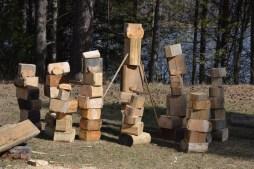 Min och Ethel Landströms installation.