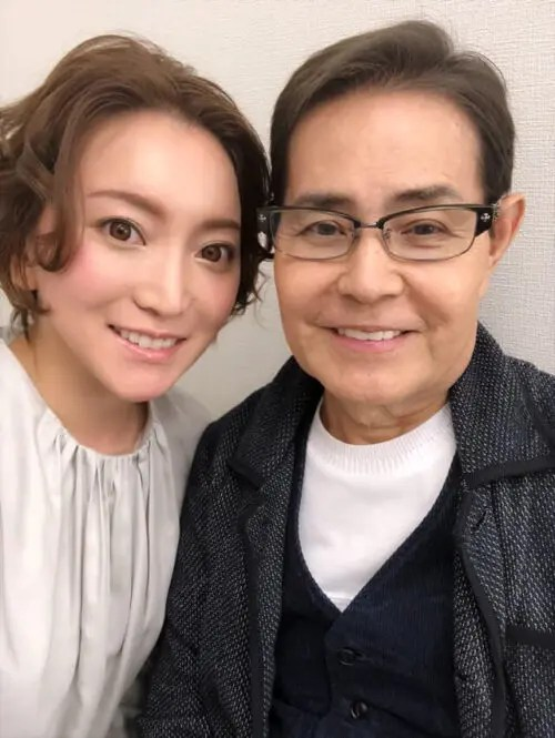 加藤茶と綾菜