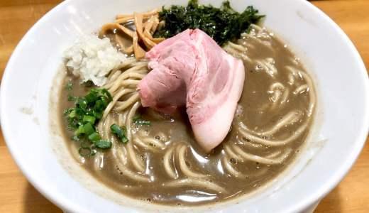 【濃厚の虜@中巨摩郡昭和町】麺の虜🍜夜の部は豚骨と煮干しが主役!