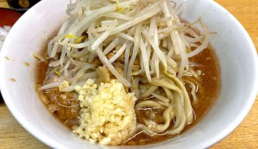 【ラーメン二郎 環七新代田店@新代田駅】イケ麺と美乳カップルは相性抜群!