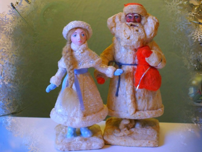 Vánoční postavy z wat
