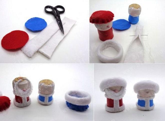 Oblečení FETRA pro figurky
