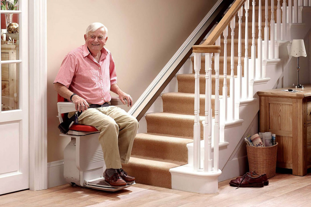 Outdoor Chair Lifts Best Portland Stair Lift Installer Cain S Mobility Or