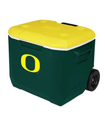 Coleman-Company-Oregon-Ducks-University-of-Oregon-Performance-Cooler-60-quart-GreenYellow-0