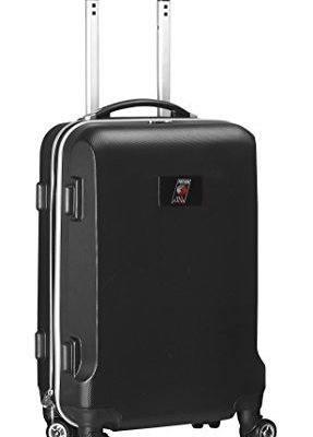 NBA-Portland-Trail-Blazers-Hardcase-Domestic-Carry-On-Spinner-Black-20-Inch-0