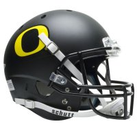 NCAA-Oregon-Ducks-Replica-XP-Helmet-Alternate-3-Matte-Black-0