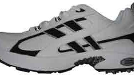 Oregon-Mudders-Mens-Athletic-Golf-Shoes-blackwhite-size-115-0