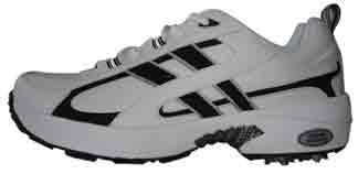 Oregon-Mudders-Mens-Athletic-Golf-Shoes-blackwhite-size-115-0