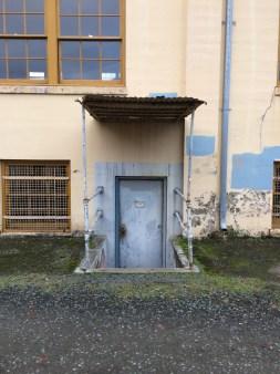 door to basement (my image)