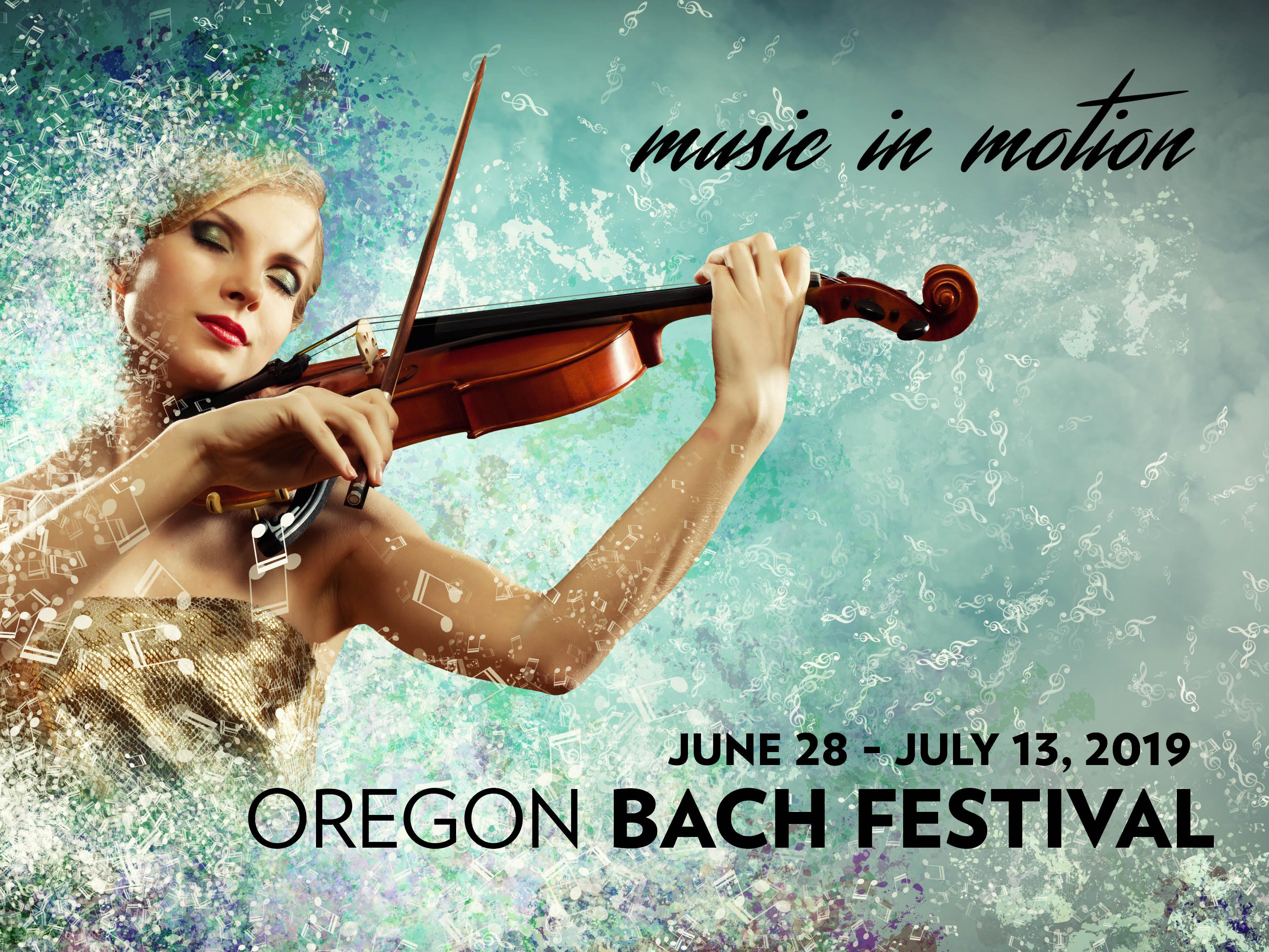 2019 Season Announcement – Oregon Bach Festival