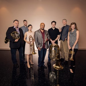 The Rodney Marsalis Philadelphia Big Brass @ Soreng Theater, Hult Center | Eugene | Oregon | United States