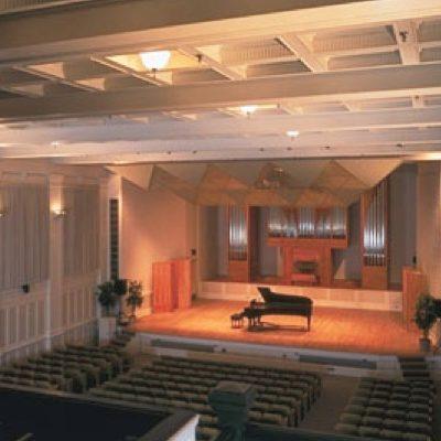 Beall Concert Hall
