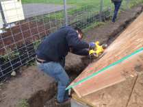 Making a quick sheathing fix