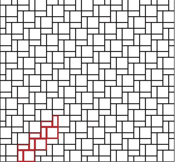 Paver Patterns Oregon Block