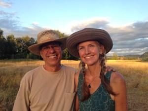 Greg Stone and Linda Leavitt