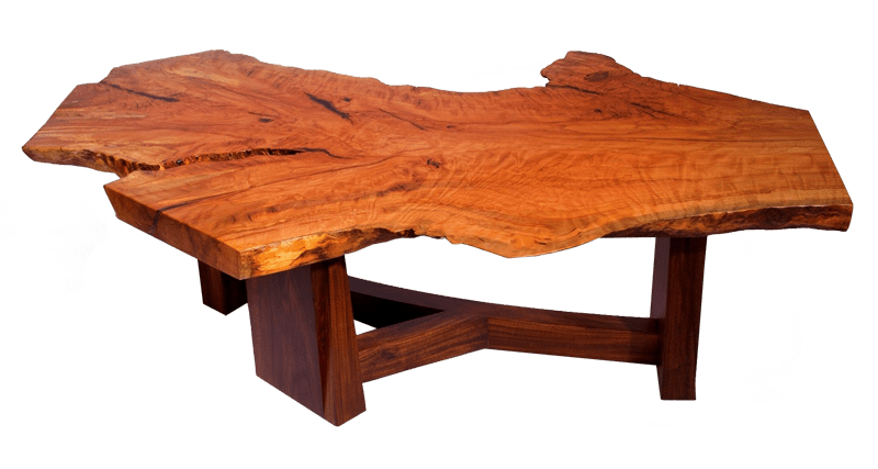 Brilliant Oregon Burlwood Custom Fine Furniture Naturtal Live Edge Beutiful Home Inspiration Cosmmahrainfo