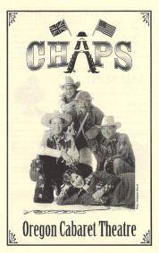 Chaps Playbill