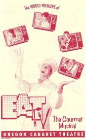 Eat TV Playbill