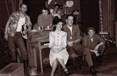 Holiday Broadcast of 1943 (remount)
