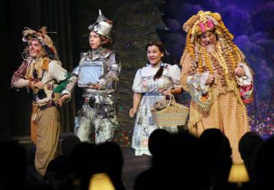 The Wizard of Panto-Land (remount)