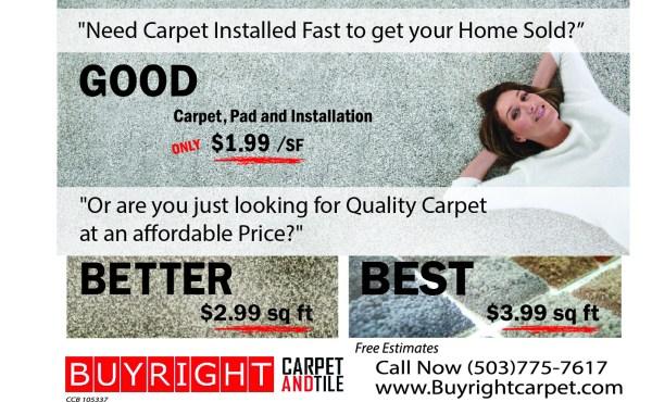 Carpet Sale Ads Advertising