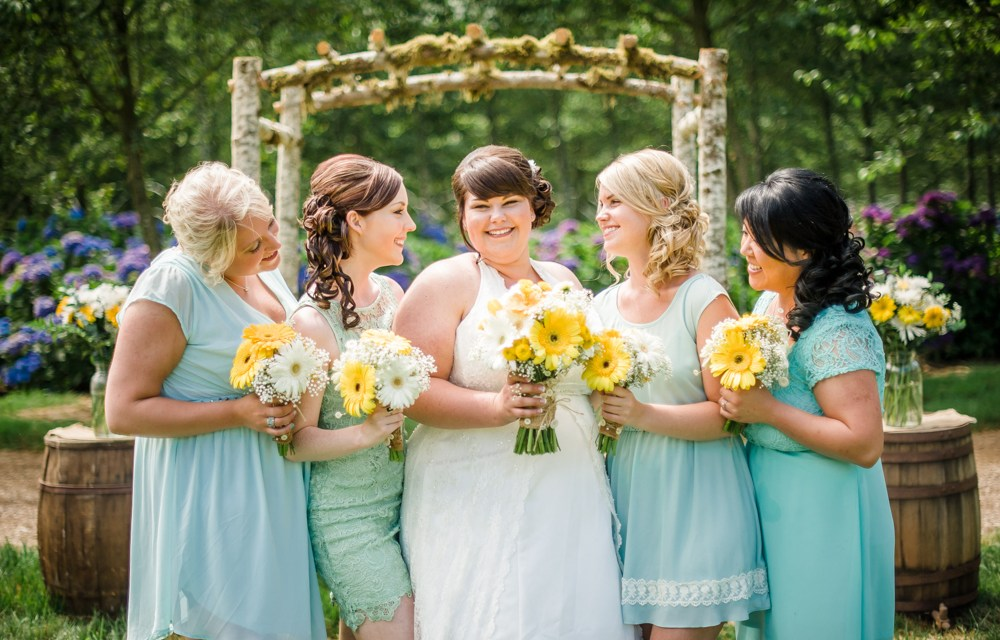 The Hydrangea Ranch is one of the Oregon Coast's most popular Wedding Venues.
