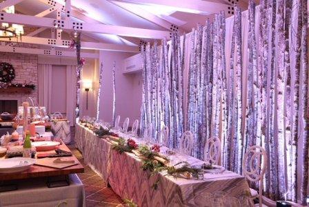 Birch Branches & Birch Poles