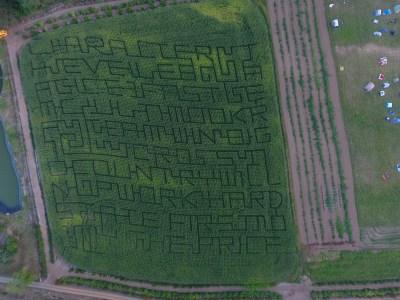 2018 Kilchis River Pumpkin Patch & Corn Maze